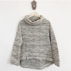 Anthropologie Saturday Sunday Cowl Pullover